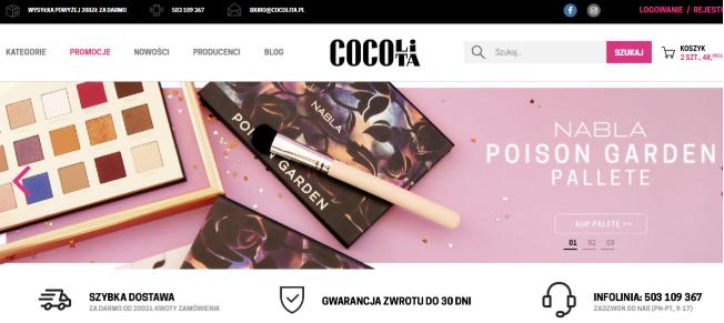 Strona główna Cocolita.pl